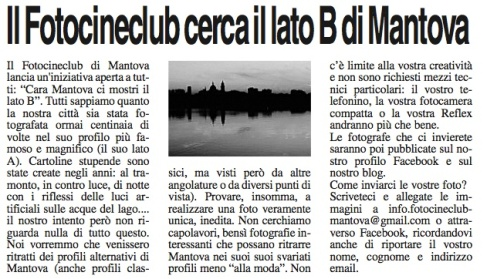 Lato B Mantova