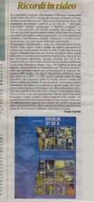 ricordi in video Massimiliano Poltronieri voce 13-11-2013