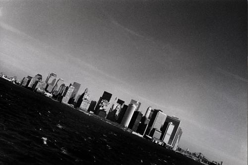 Copyright ©Gianni Cossu - Skyline di New York di sghimbescio